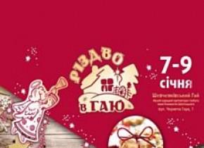 Святкові забави «Різдво у гаю»