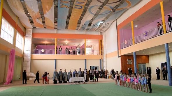 Спортивно-танцювальний зал «Грація»