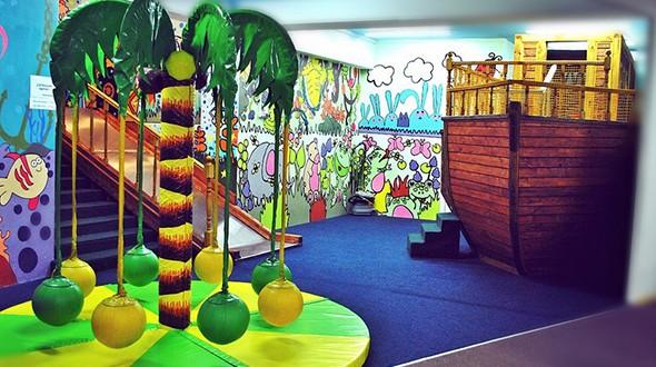Дитячий розважальний центр «Веселка»