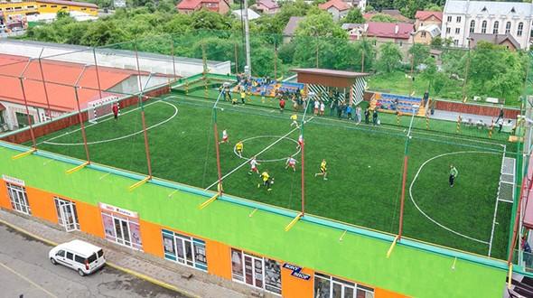 Спортивний комплекс «Олімпік»